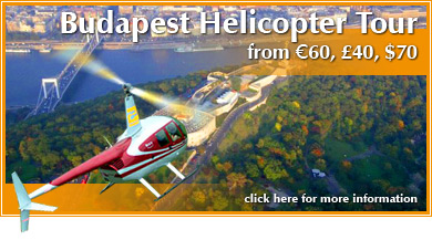 Budapest Helicopter Tour