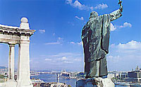 Budapest sightseeing without stop